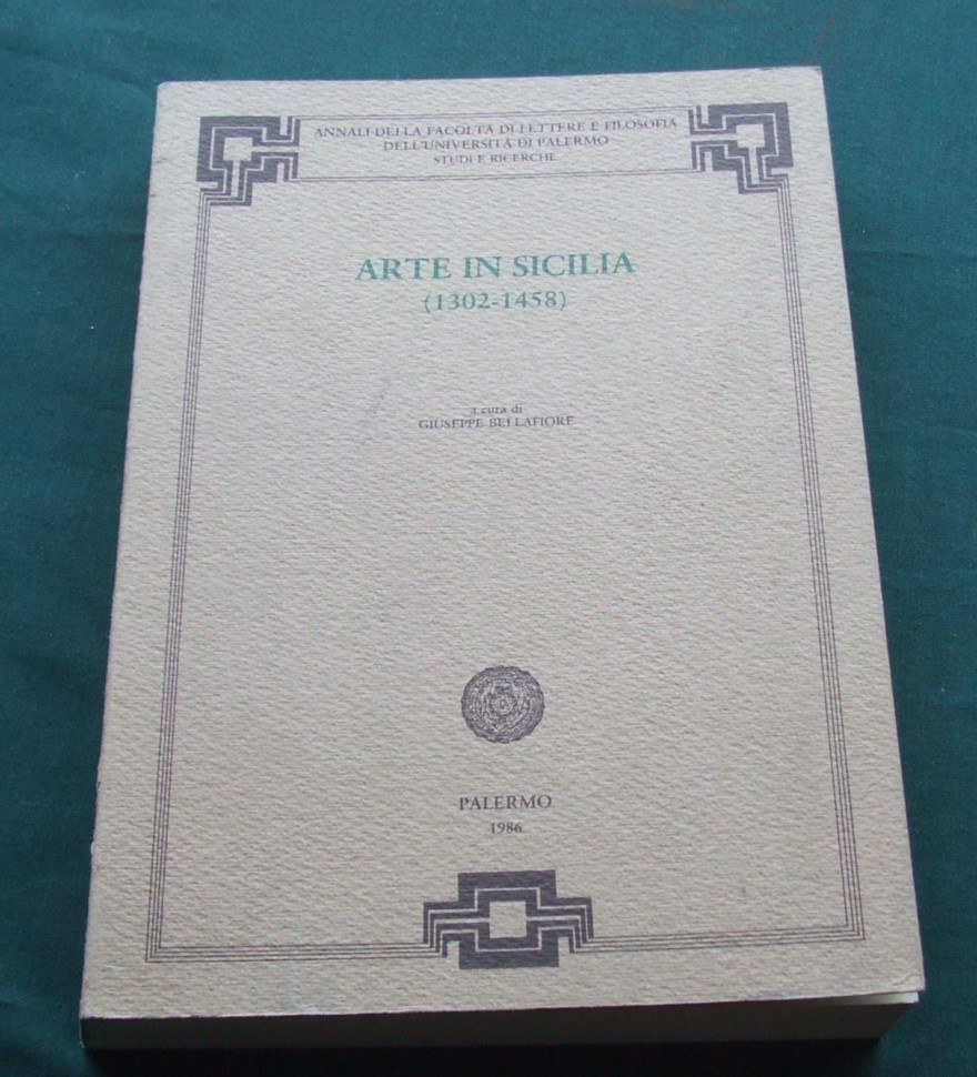 Image for Arte in Sicilia [ 1302-1458 ]