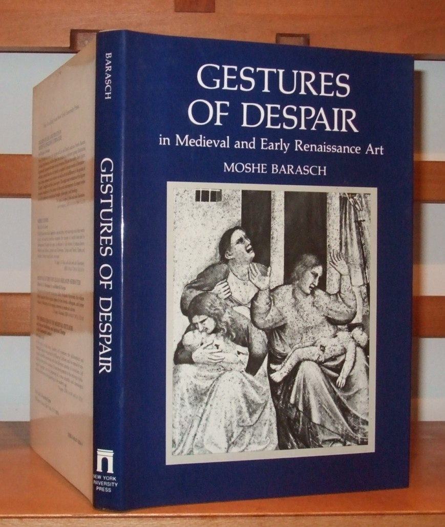 Image for Gestures of despair in medieval and early Renaissance art