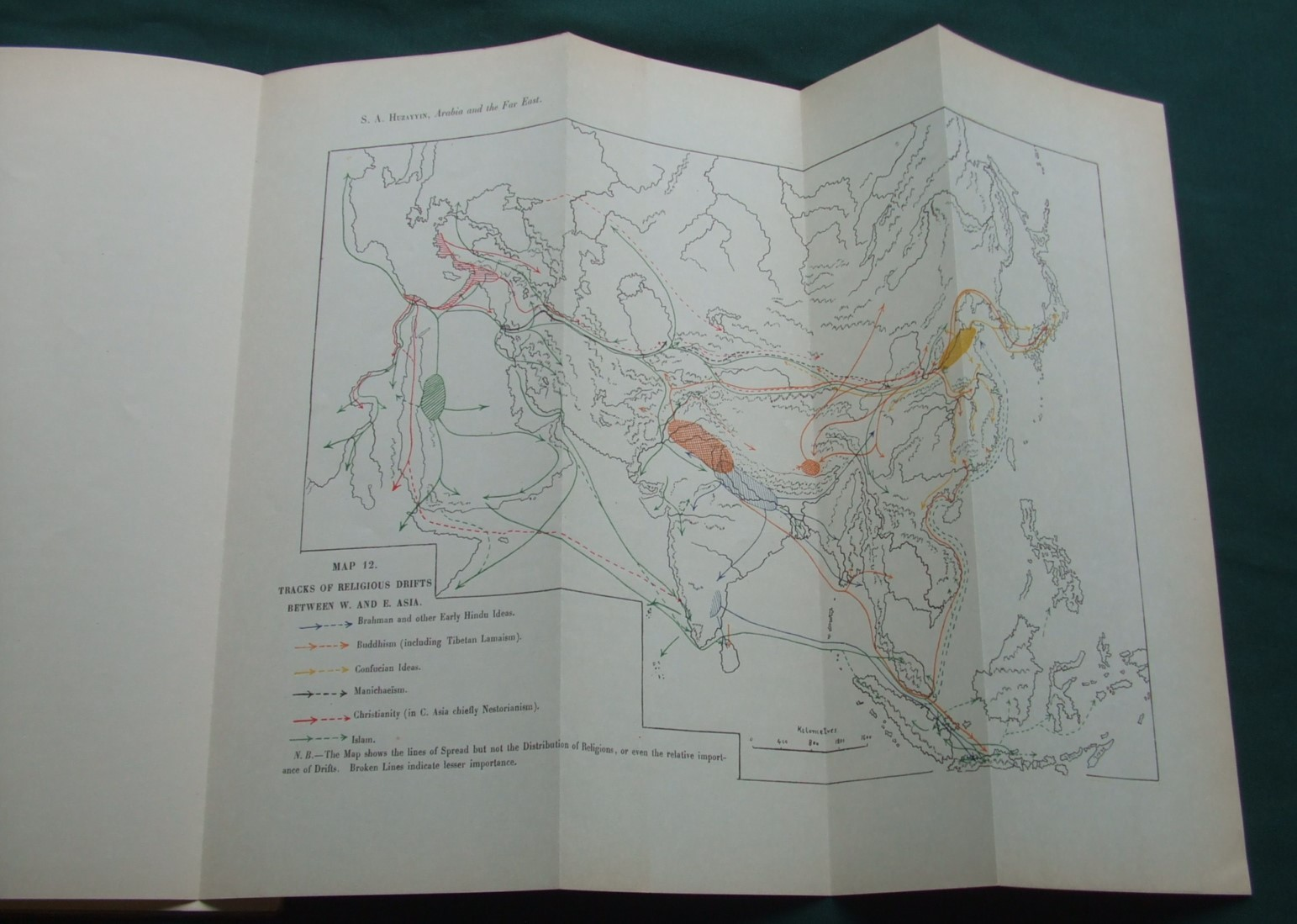 Image for Arabia and the Far East Their Commercial and Cultural Relations in Greco Roman and Irano Arabian Times