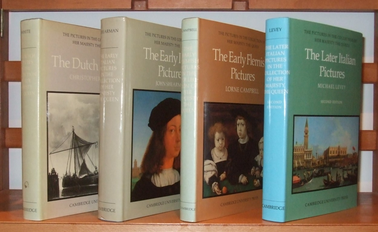Image for The Pictures in the Collection of Her Majesty the Queen [ 4 Volumes. ]