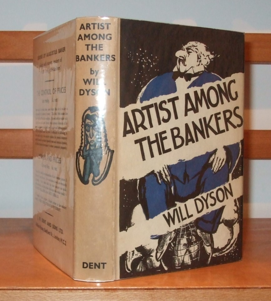 Image for Artist Among the Bankers