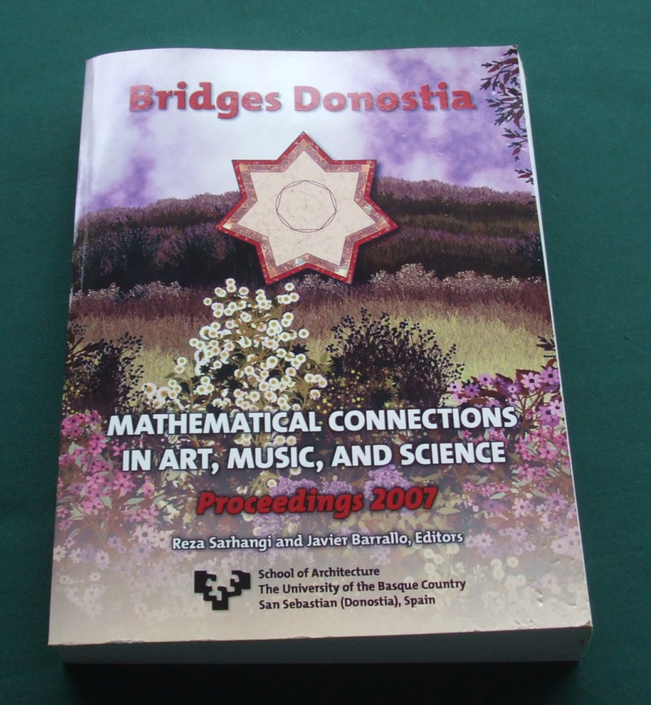 Image for Bridges Donostia: Mathematical Connections in Art, Music and Science