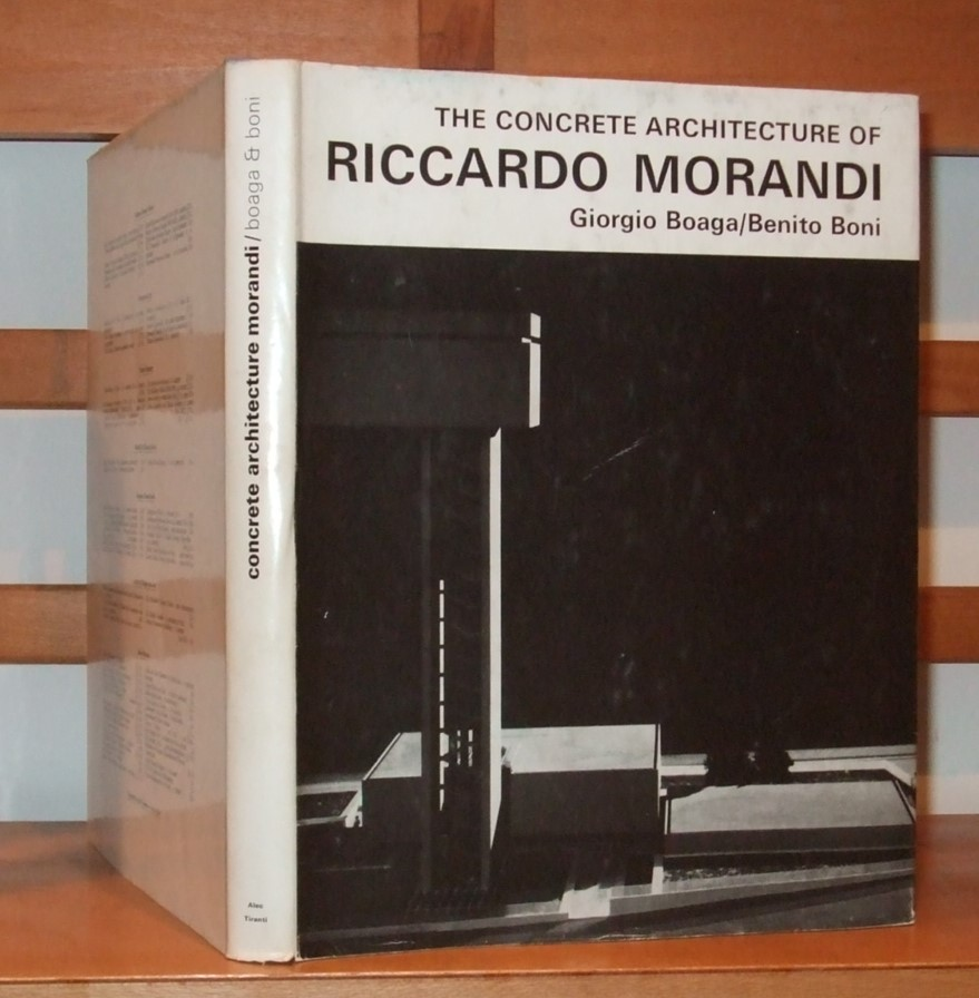 Image for The Concrete Architecture of Riccardo Morandi