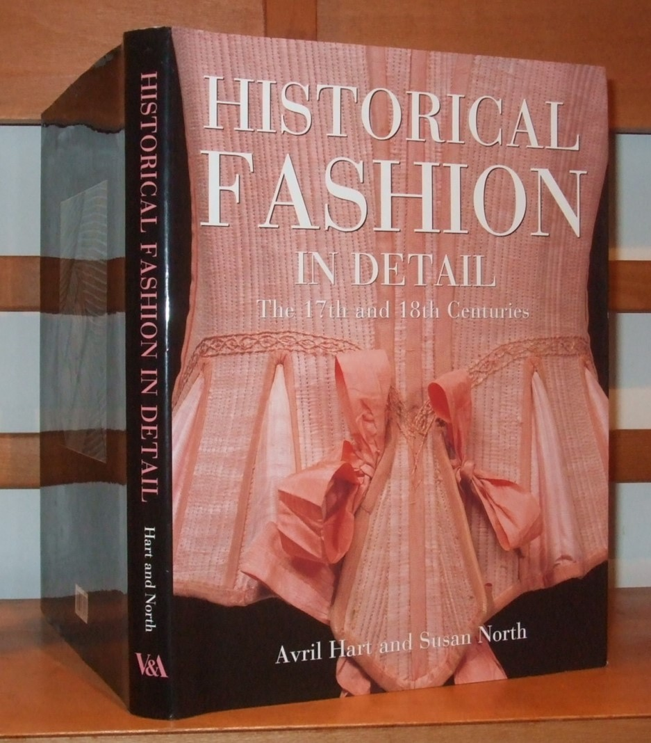 Image for Historical Fashion in Detail: The 17th and 18th Centuries