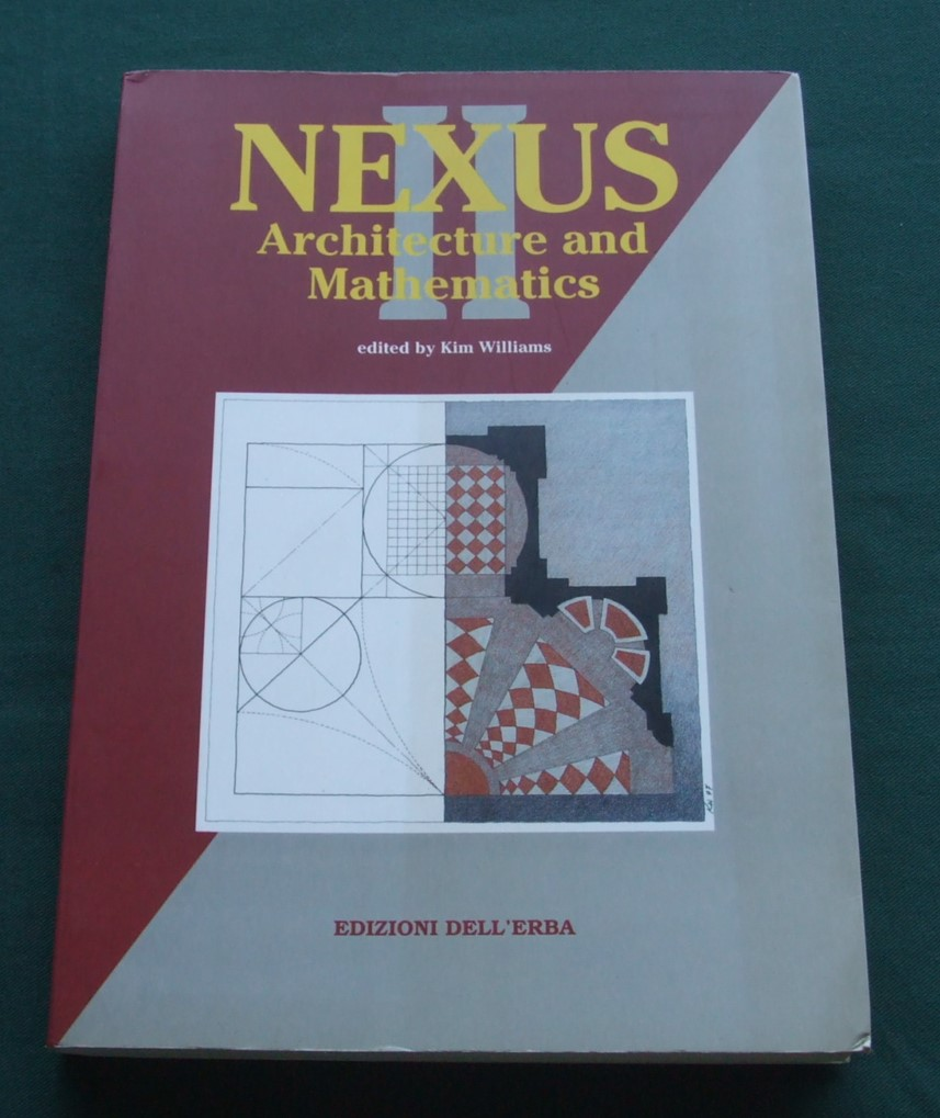 "Image for Nexus II : Architecture and Mathematics (Collana ""Gli studi"")"