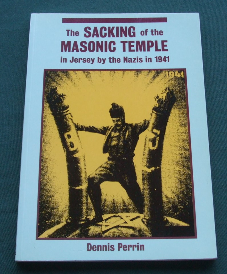 Image for The sacking of the masonic temple in Jersey by the Nazis in 1941