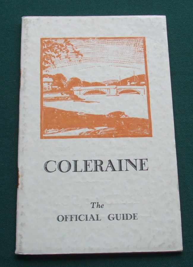 Image for Coleraine and District Official Guide