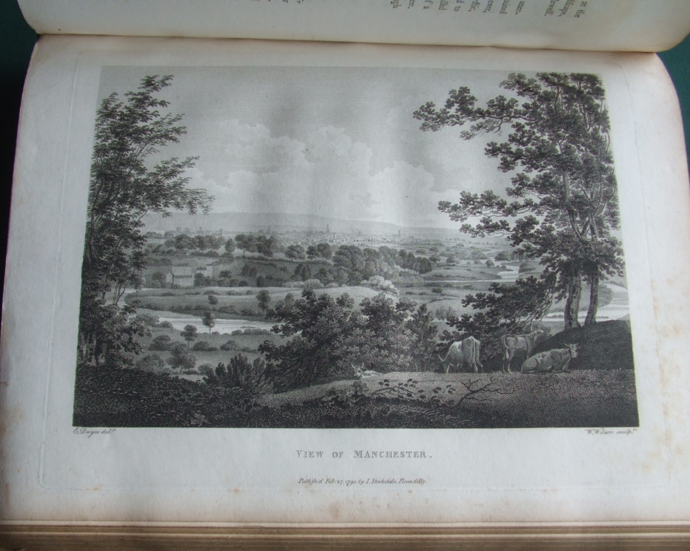 Image for A Description of the Country from Thirty to Forty Miles Round Manchester