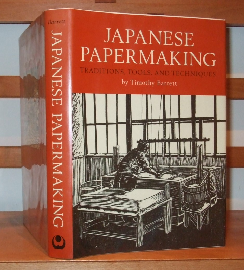 Image for Japanese Papermaking Traditions, Tools, and Techniques