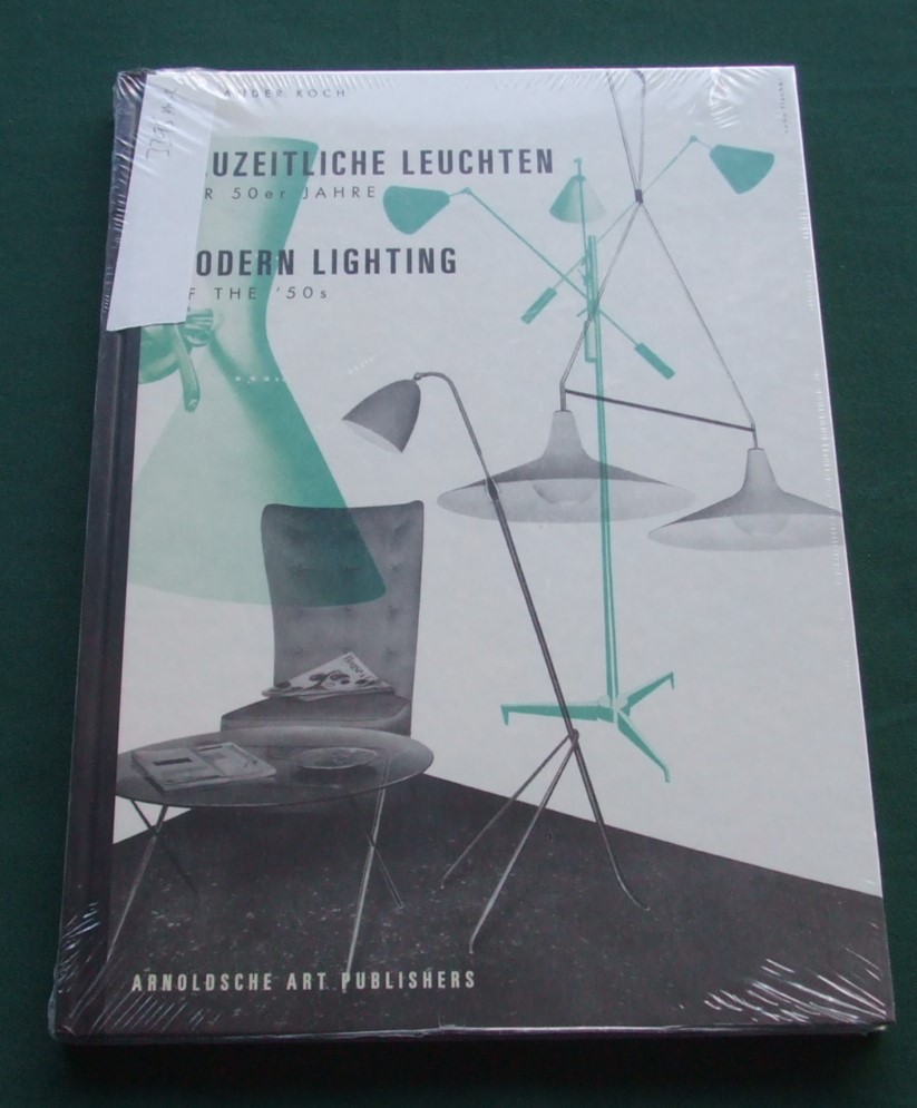 Image for Modern Lighting of the '50's (German and English Edition)