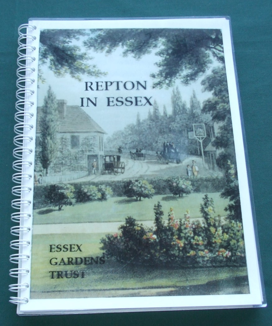 Image for A Gazetteer of Sites in Essex Associated with Humphry Repton