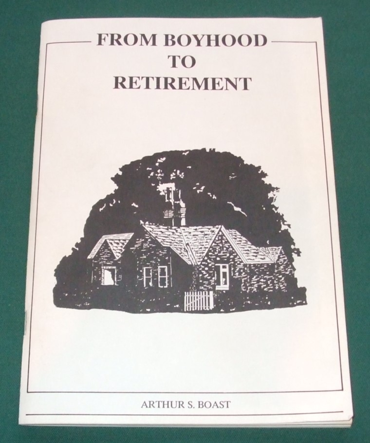 Image for From Boyhood to Retirement [ Signed Copy ]