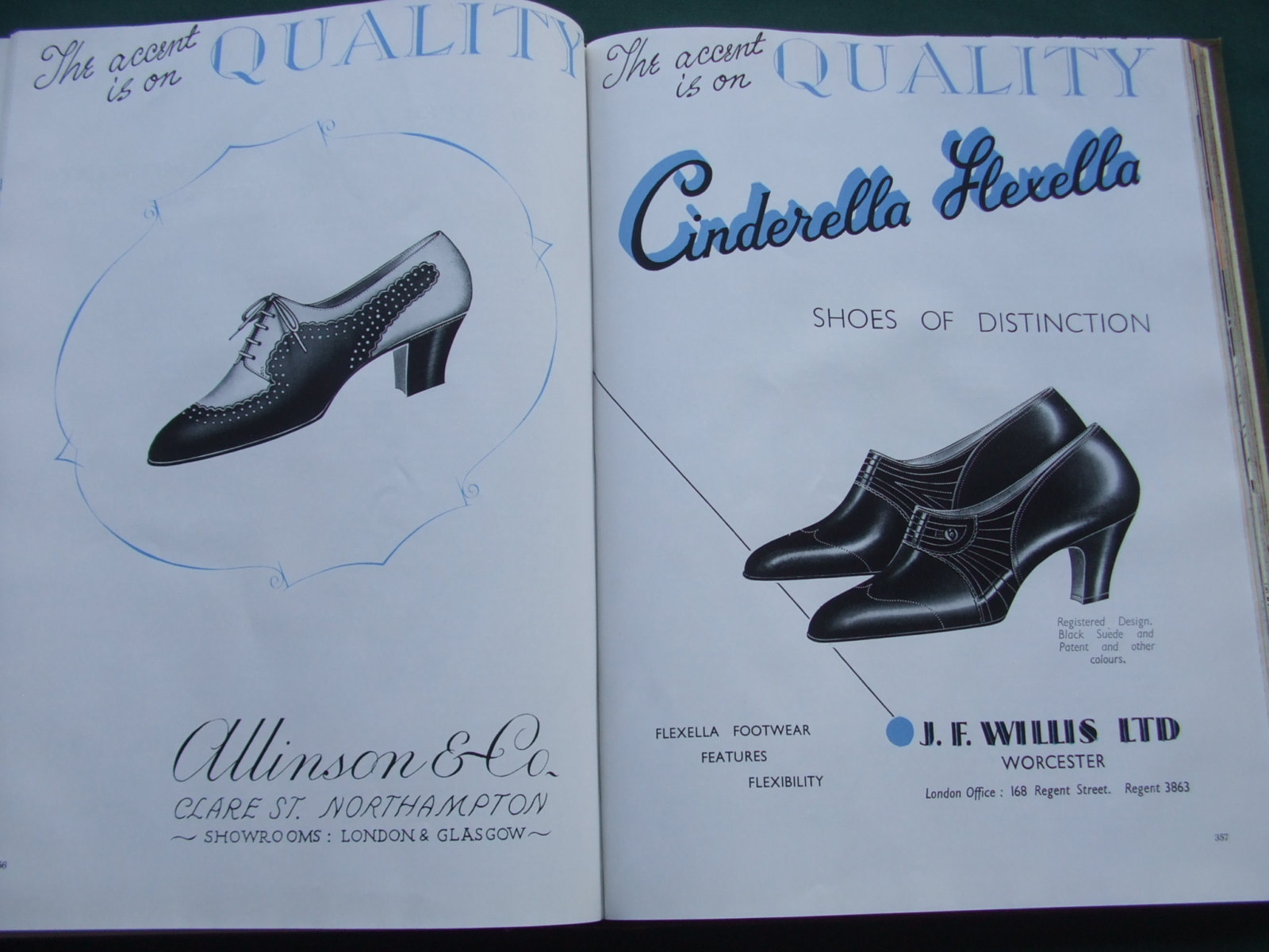 Image for The Footwear Organiser and Shoe and Leather Trades Export Journal