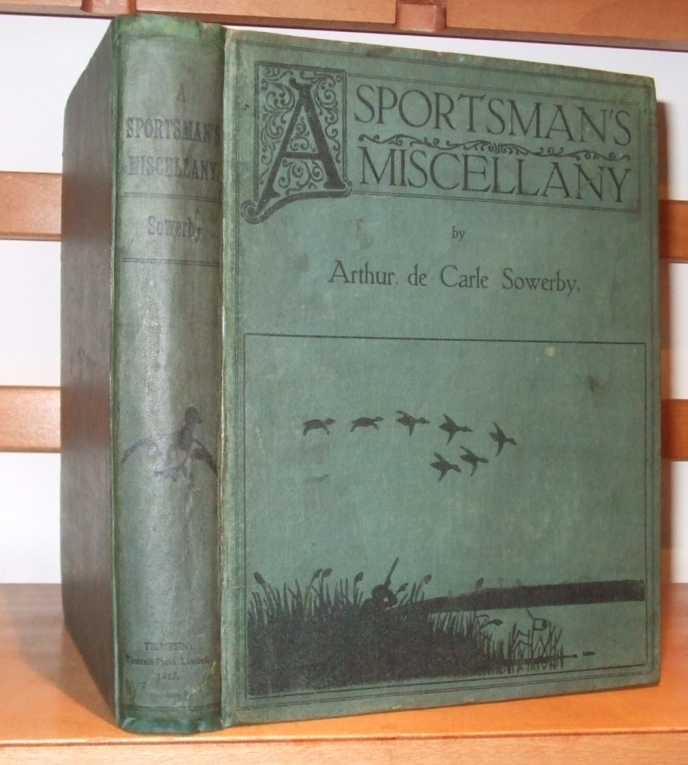Image for A Sportsman's Miscellany