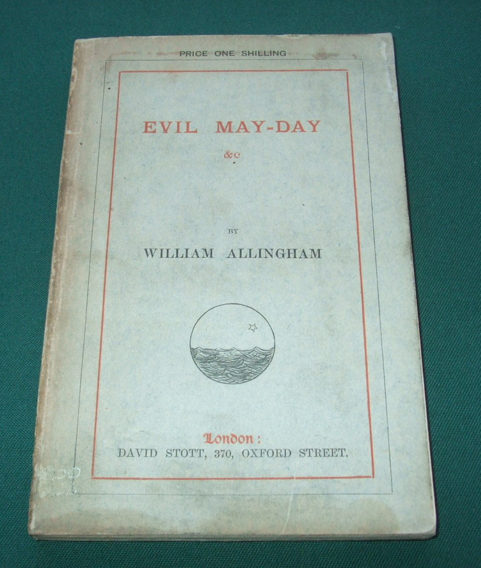 Image for Evil May-Day [ Signed H. Allingham, Wife ]