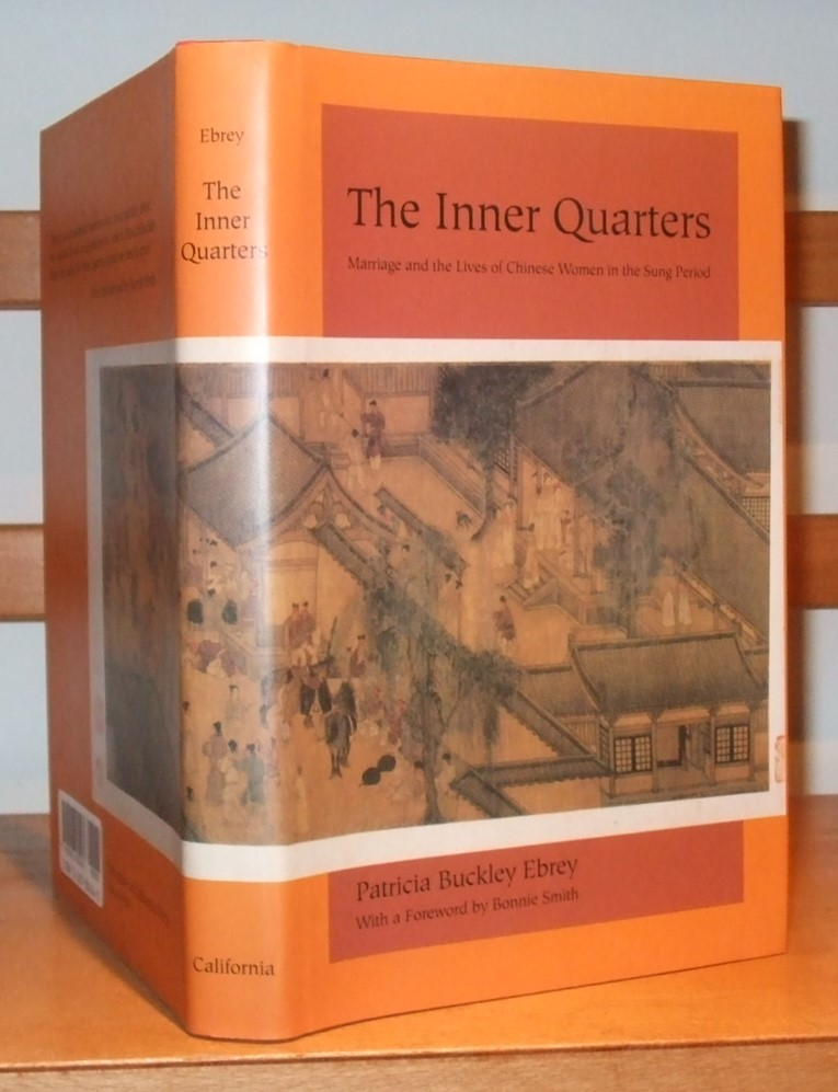 Image for The Inner Quarters: Marriage and the Lives of Chinese Women in the Sung Period