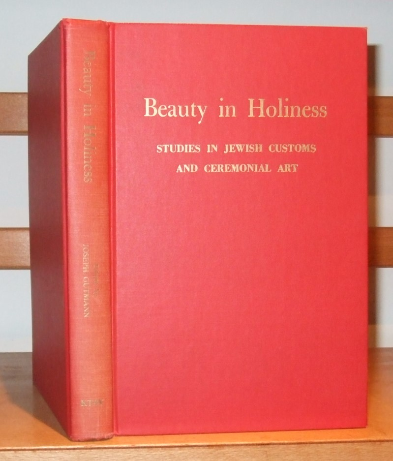 Image for Beauty in Holiness: Studies in Jewish Ceremonial Art