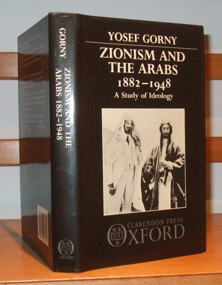 Image for Zionism and the Arabs, 1882-1948: A Study of Ideology