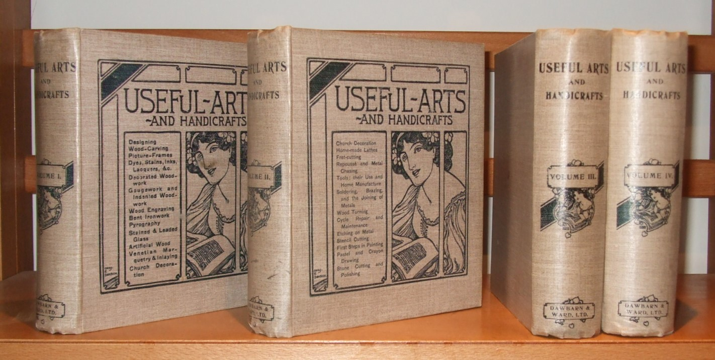 Image for Useful Arts and Handicrafts [ Complete Series. 52 Issues ]