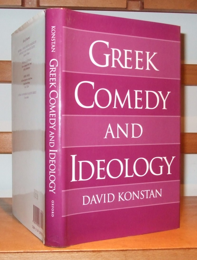 Image for Greek Comedy and Ideology