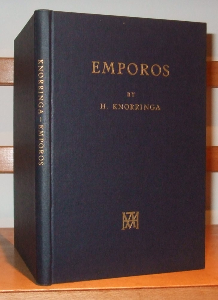 Image for Emporos Date on Trade and Trader in Greek Literature from Homer to Aristotle